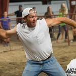 2018 Thayer County Fair - Dodgeball