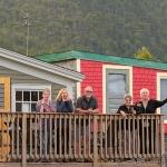 Bonne Bay Boat Tour spectators
