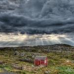 Bonavista Point Lighthouse HDR Newfoundland