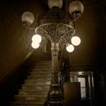 Heurich House Stairway
