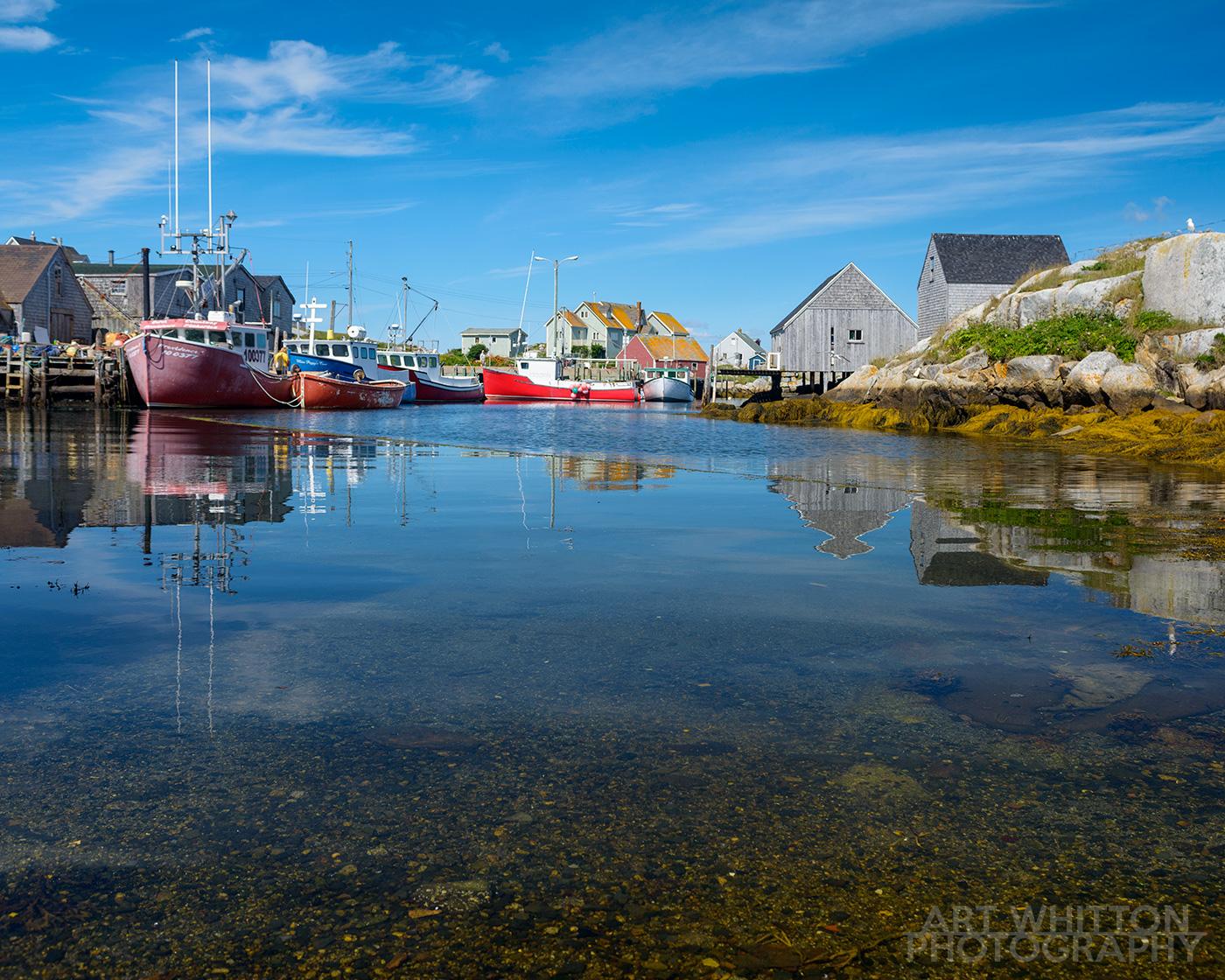 Nova scotia photography by art whitton art whitton for Nova scotia fishing