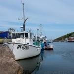 Petty Harbour Newfoundland - Fishing boat 01