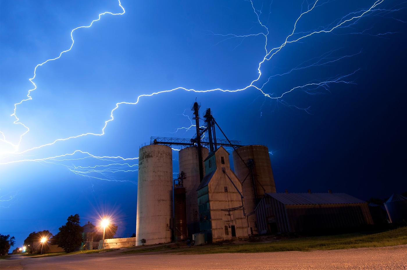 Rural Lightning