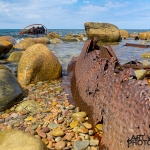 The Wreck of the SS Ethie 03