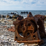 The Wreck of the SS Ethie 06