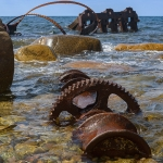 The Wreck of the SS Ethie 05