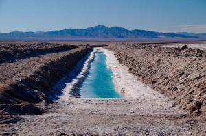 Salt Water in the Desert