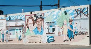 Mural in 29 Palms