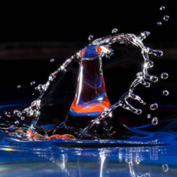 water drop photography by art whitton