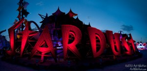 Stardust Sign at the Boneyard