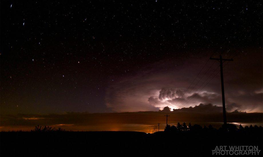 how to shoot lightning beginner