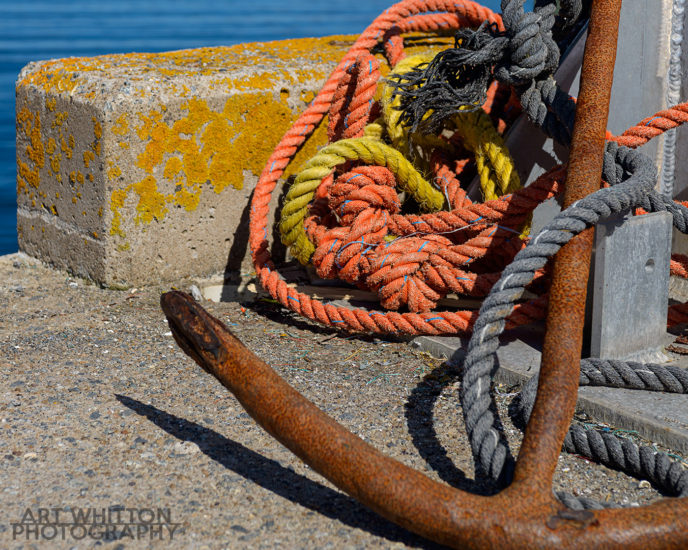 Nova Scotia Photography Peggy Cove Nova Scotia Ropes 01