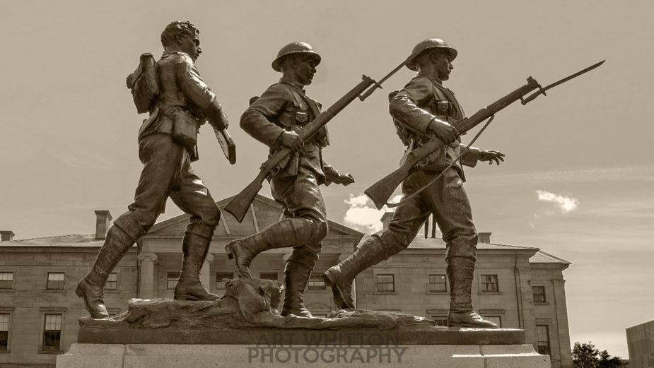 Charlottetown War Memorial
