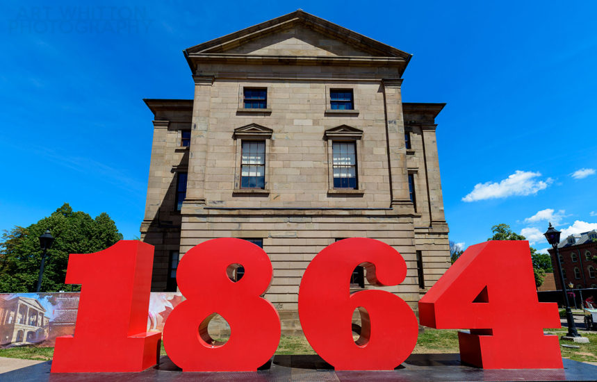 Province House 1864
