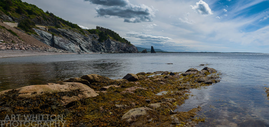 Cabot Trail Cape Breton Island pano