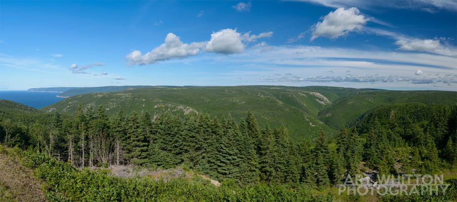 Mackenzie River Valley Cape Breton Highlands National Park