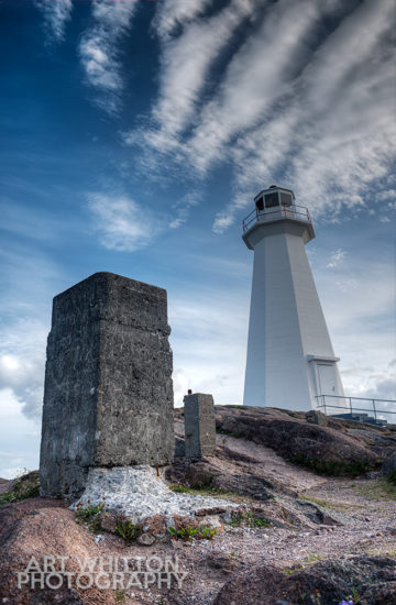 Cape Spear Newfoundland Lighthouse - Newfoundland Photography