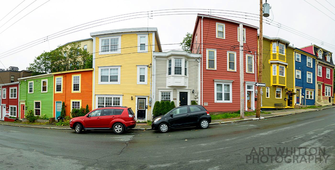 St john 39 s newfoundland photo tour for Newfoundland houses