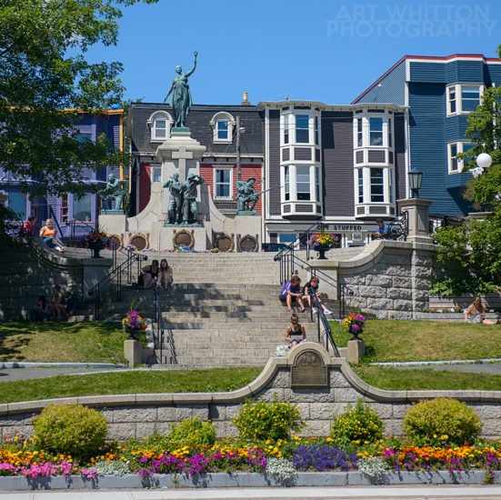 National War Memorial - St John's Newfoundland