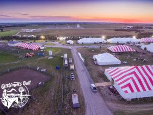Cattlemen's Ball 2018 180530-drone-03-1400