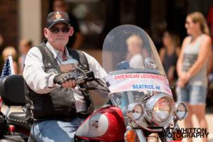 Small Town America - Legion Rider