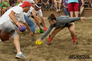 County Fair Photography - Dodgeball