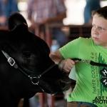 2018 Thayer County Fair - 4H Beef Show