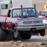 2018 Thayer County Fair - Truck Pull