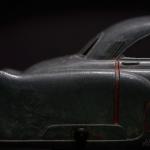 Silver Car Detail