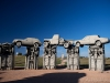 Carhenge East Side