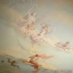 Heurich House Drawing Room Ceiling