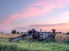 hdr-sunset-with-harvester-02