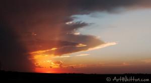 Sunset - Art Whitton Photography