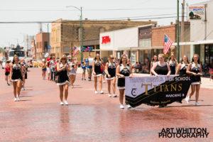 Small Town America - High School
