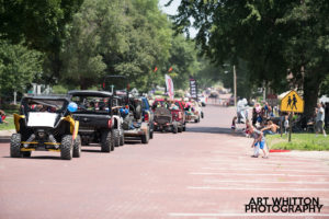 Small Town - Parade in Hebron