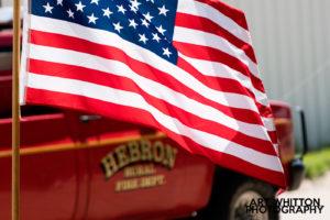 Small Town America - Volunteer Fire Department Truck