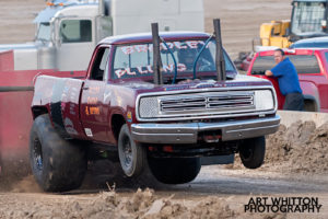 County Fair Photography - Truck Pull