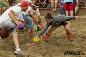 County Fair Photography - Dodgeball