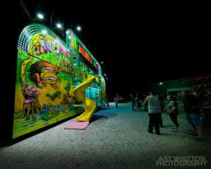 County fair Photography - Monkey Maze