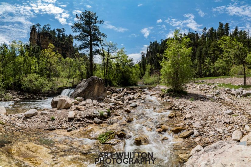 Spearfish Canyon Photography - Devils Tower