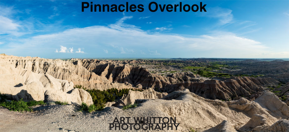 Photographing Badlands National Park Pinnacles Overlook