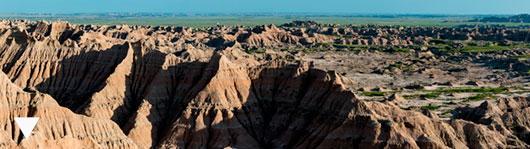 photographing badlands national park